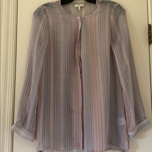 Joie Tops - Joie long sleeve silk blouse